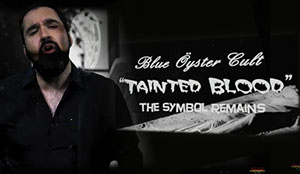 Still image from Tainted Blood video